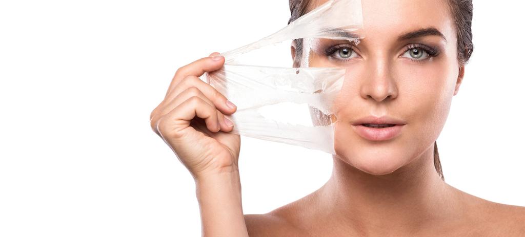 Peeling - Procedura dermatologica de a intineri pielea